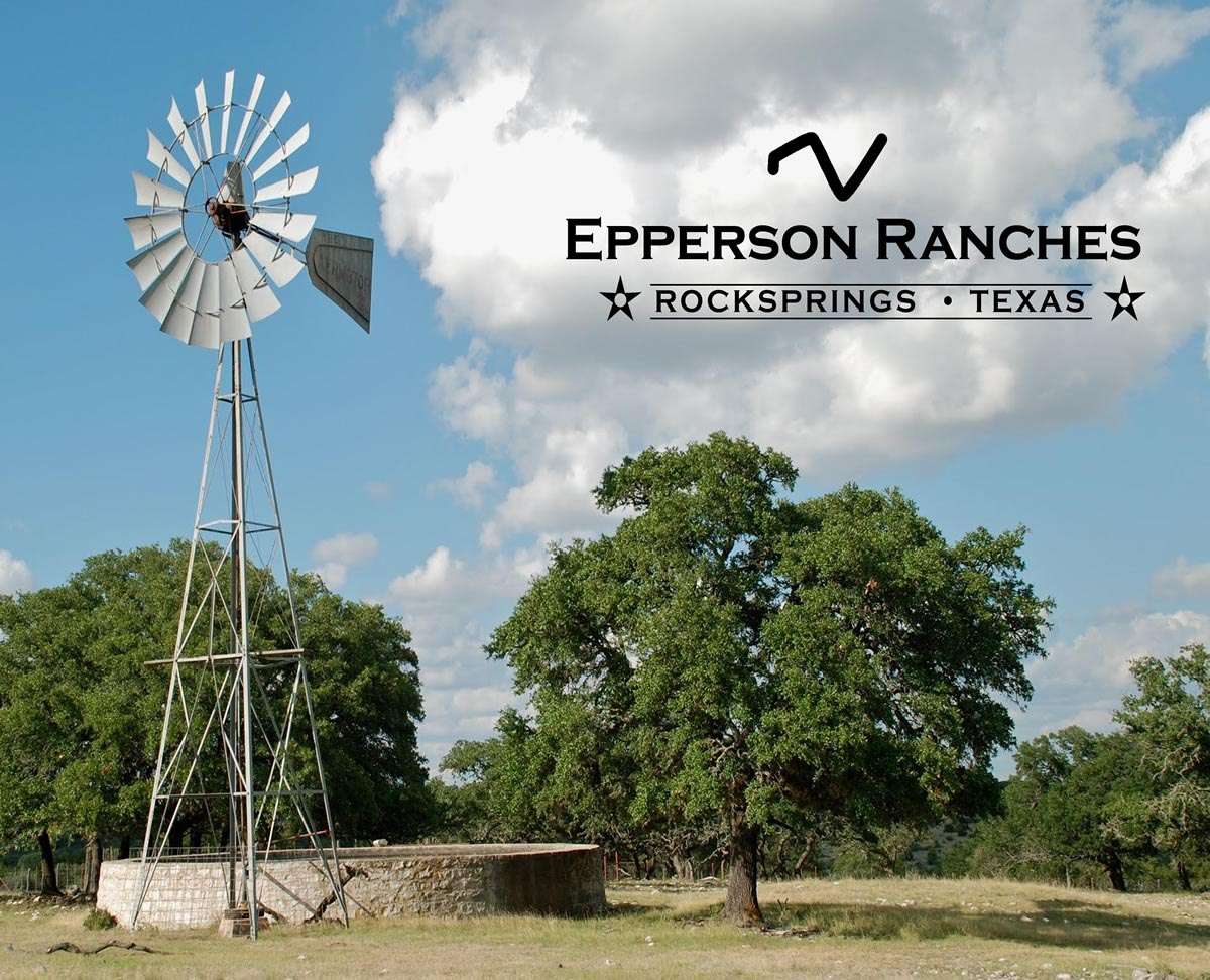 Epperson Ranches homepage